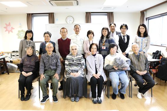 もみの樹・横浜鶴見「認知症cafe」開催のご報告